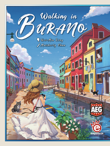 Walking in Burano Card Game