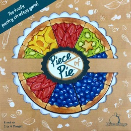 Piece of Pie Board Game