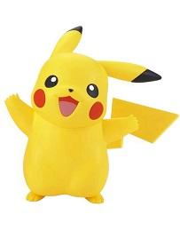 Pokemon Quick Model Kit: Pikachu