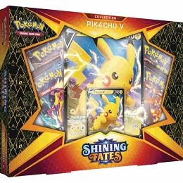 Pokemon TCG: Shining Fates: Pikachu V Box