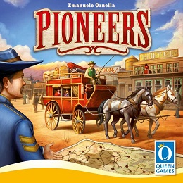 Pioneers  - USED -  By Seller No: 20 GOB Retail