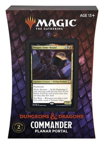 Magic the Gathering: Adventures in the Forgotten Realms: Planar Portal Commander Deck