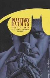 Planetary Batman: Night on Earth (2003) Prestige Format - Used