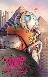 Butcher Queen: Planet of the Dead no. 2 (2020 Series)