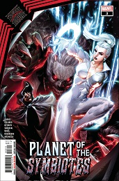 Planet of the Symbiotes no. 3 (2021 Series)