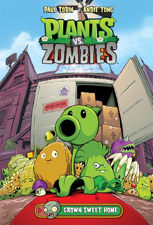 Plants vs Zombies: Grown Sweet Home HC