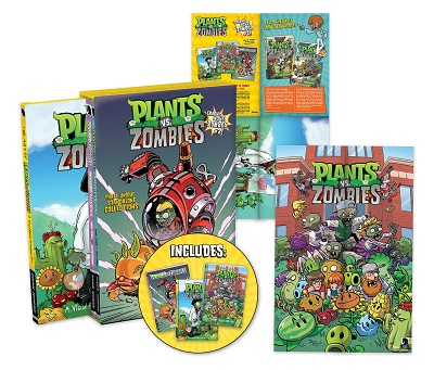 Plants vs Zombies Box Set: Volume 2 HC