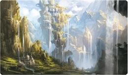 Playmat: Veiled Kingdoms (Oasis)