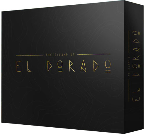 The Island of El Dorado Board Game