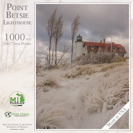 Point Betsie Lighthouse Puzzle (1000 Pieces)