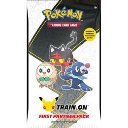 Pokemon TCG: First Partner Pack: Alola