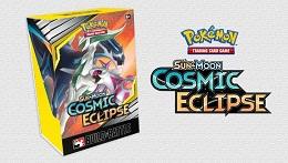 Pokemon TCG: Sun and Moon: Cosmic Eclipse Build and Battle Box