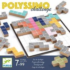 Polyssimo Challenge Board Game