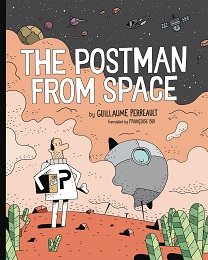 The Postman From Space GN