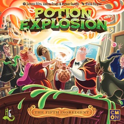 Potion Explosion: The Fifth Ingredient Expansion (2020)