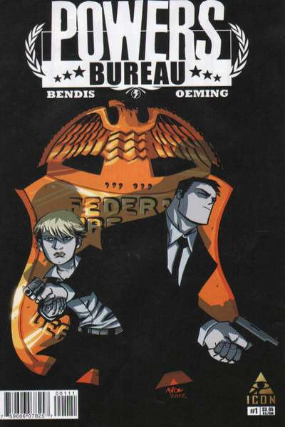 Powers Bureau (2013) Complete Bundle - Used