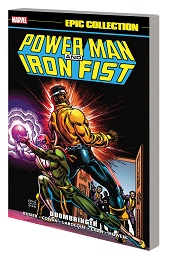 Power Man and Iron Fist: Epic Collection TP