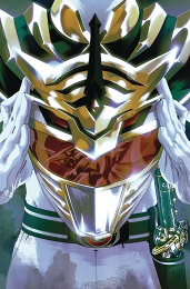 Mighty Morphin Power Rangers no. 52 (2016 Series) (Variant)
