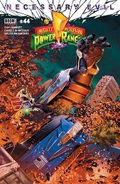 Mighty Morphin Power Rangers no. 44 (2016 Series)