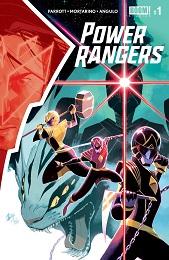 Power Rangers no. 1 (2020 Series)