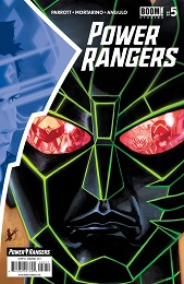 Power Rangers no. 5 (2020 Series)