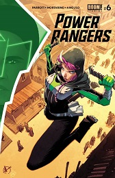 Power Rangers no. 6 (2020 Series)