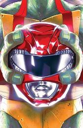 Power Rangers Teenage Mutant Ninja Turtles no. 1 (2019 Series) (B Cover)