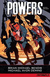 Powers Book 7 TP MR