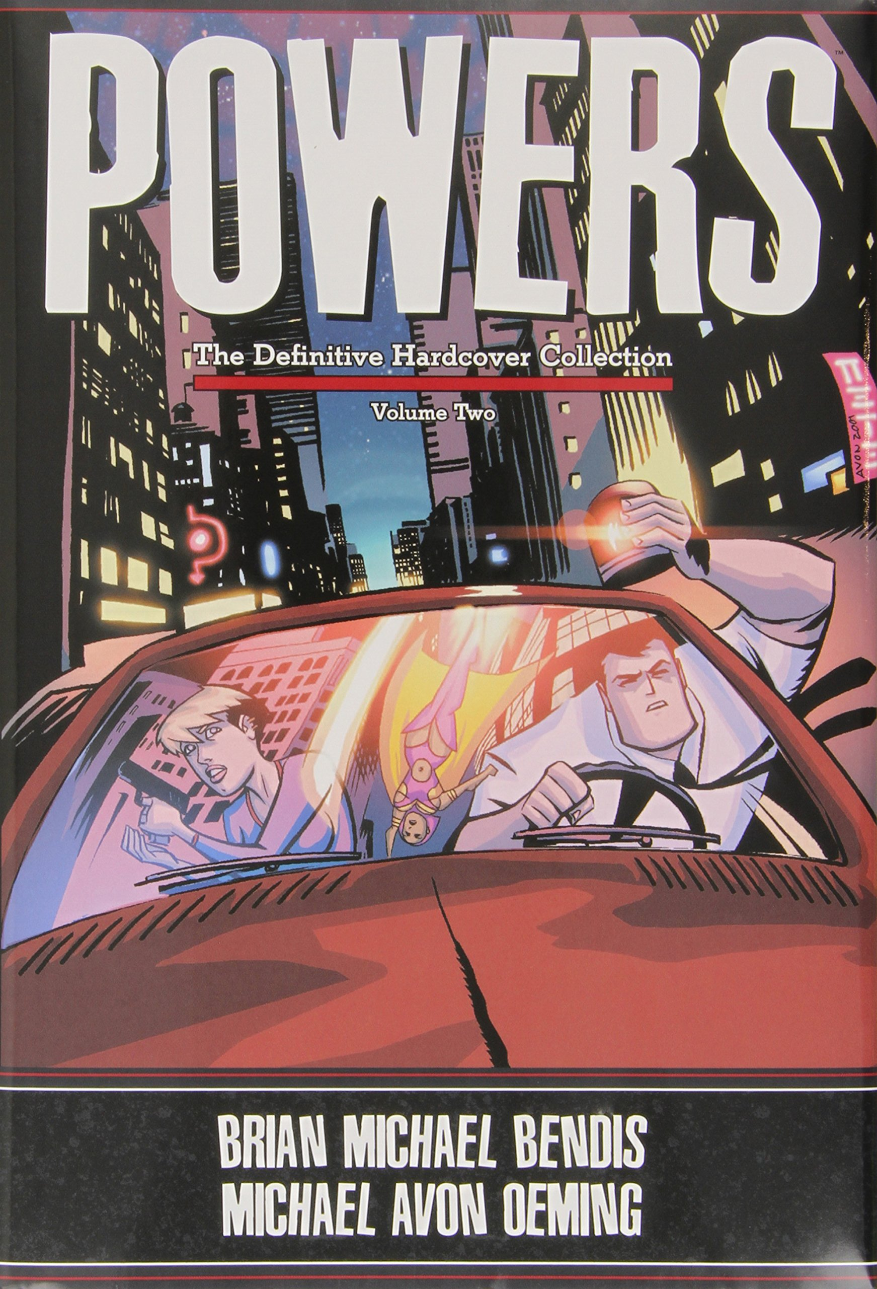 Powers: The Definitive Hardcover Collection Volume 2 HC - Used