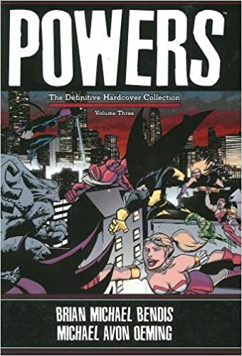 Powers: The Definitive Hardcover Collection Volume 3 HC - Used