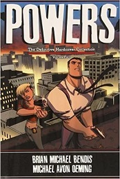 Powers: The Definitive Hardcover Collection Volume 4 - Used