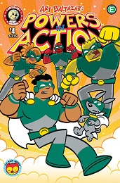 Powers in Action no. 4 (2019 Series)