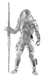 Predator 2: Invisible City Hunter Figure
