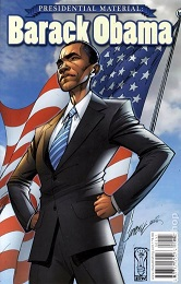 Presidential Material: Barack Obama (2008) One-Shot - Used