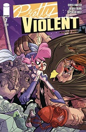 Pretty Violent no. 7 (2019 Series) (MR)