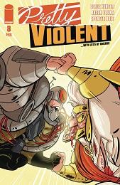 Pretty Violent no. 8 (2019 Series) (MR)