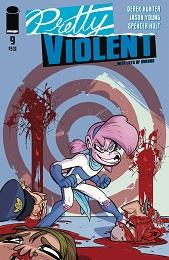 Pretty Violent no. 9 (2019 Series) (MR)