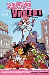 Pretty Violent Volume 1 TP (MR)
