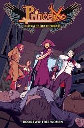 Princeless Raven The Pirate Princess: Volume 2 Free Woman TP