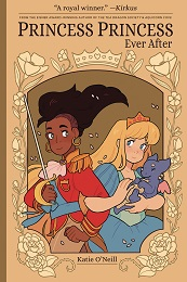 Princess Princess Ever After (Signed Copy) GN