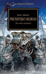 Horus Heresy: Prospero Burns Novel