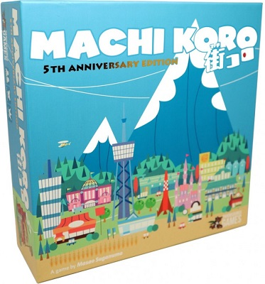 Machi Koro 5th Anniversary - Rental