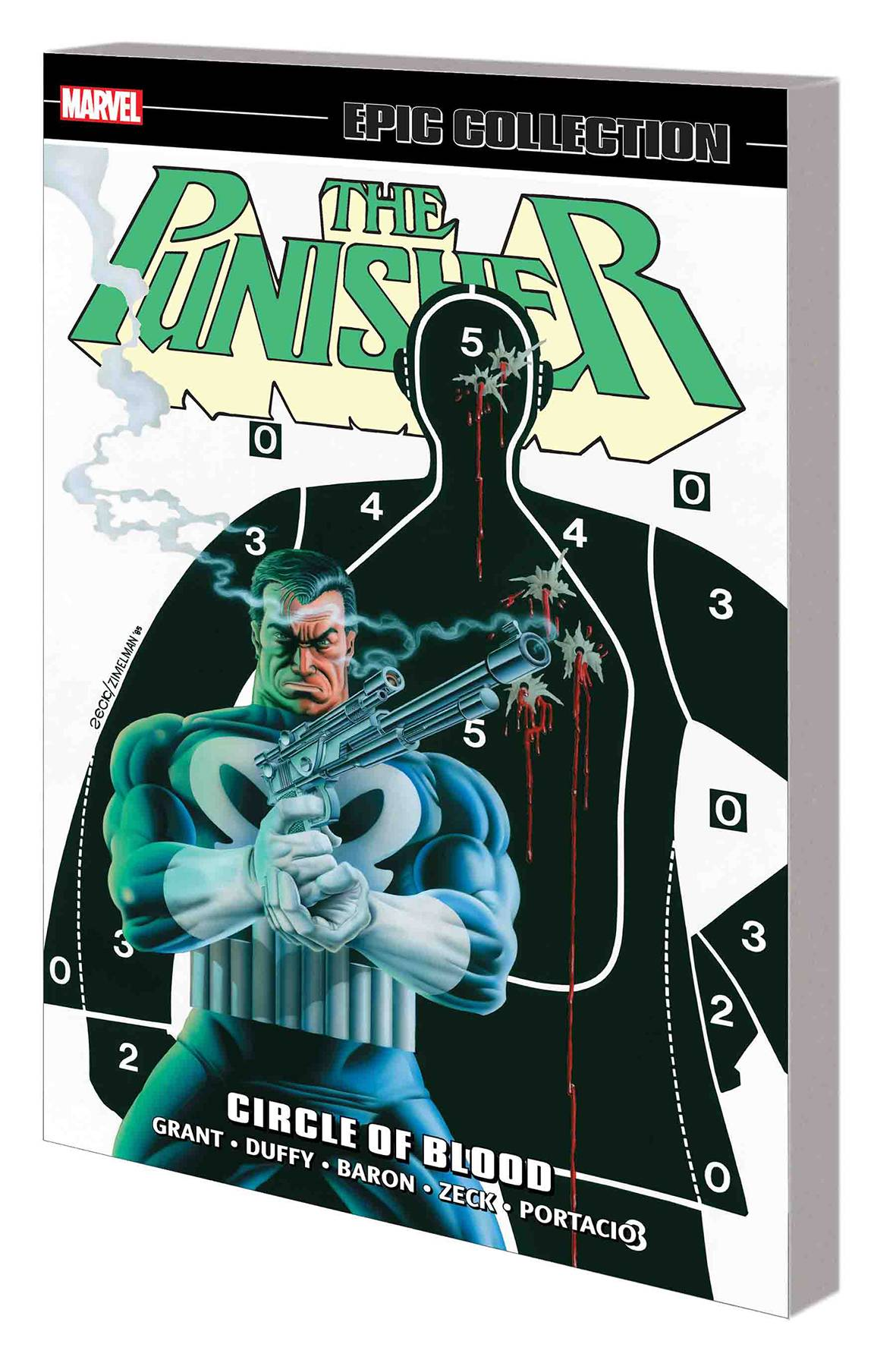 Punisher Epic Collection: Circle of Blood TP