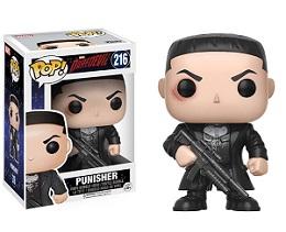 Funko POP: Marvel: Daredevil TV: Punisher (216)