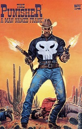 The Punisher: A Man Named Frank (1994) One-Shot - Used