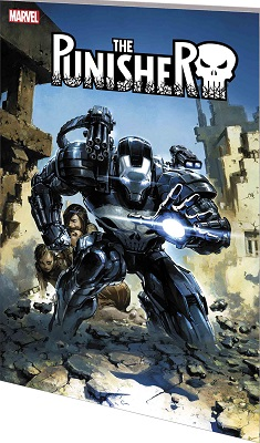 Punisher War Machine: Volume 1 TP