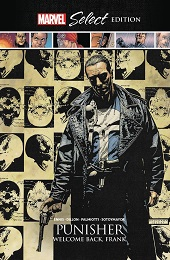 Marvel Select Punisher: Welcome Back Frank HC