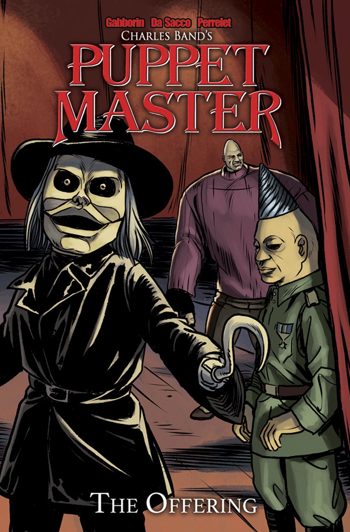 Puppet Master: Volume 1: Offering TP (MR)