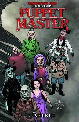 Puppet Master: Volume 2: Rebirth TP (MR)