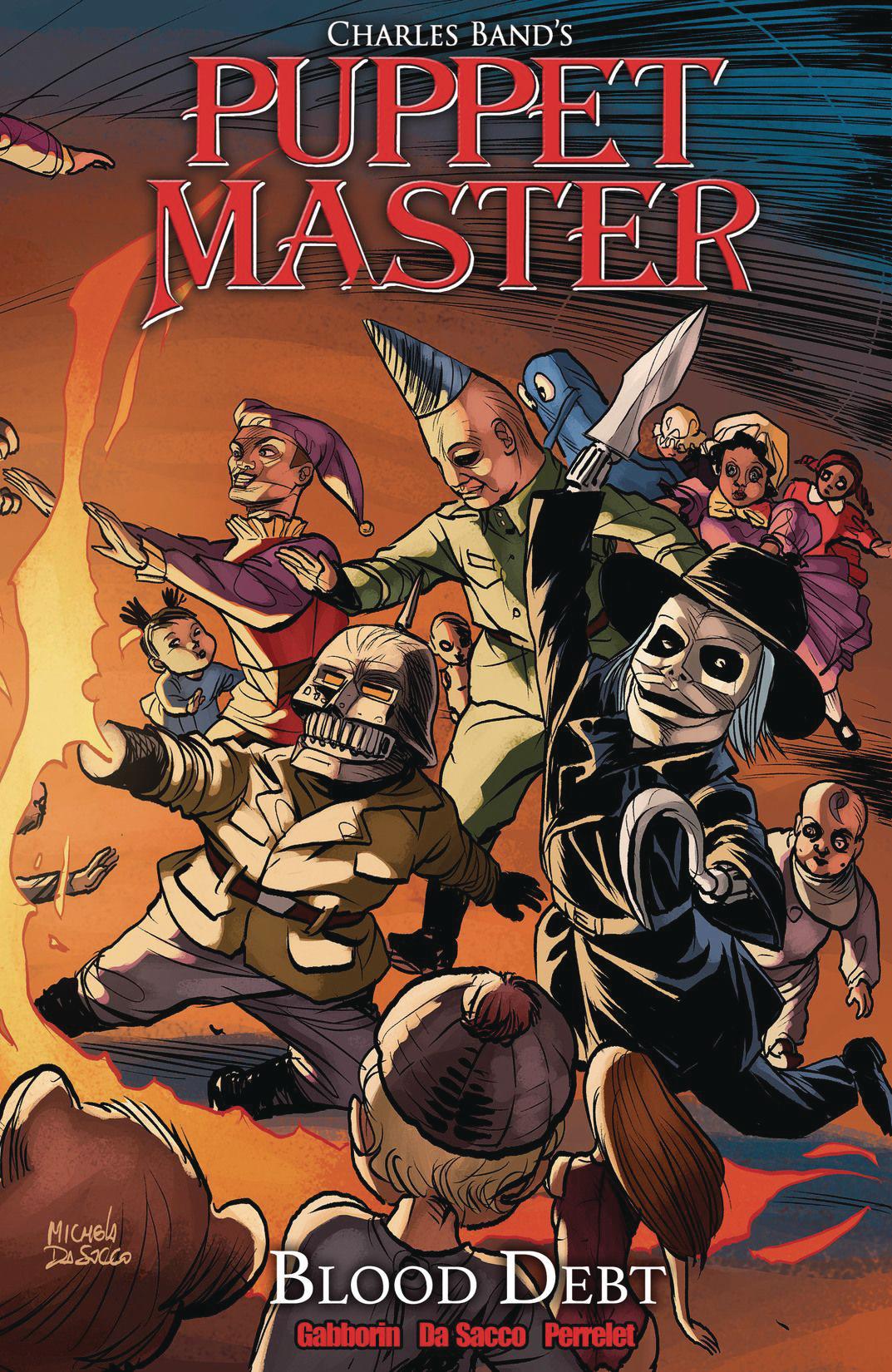 Puppet Master: Volume 4: Blood Debt TP (MR)